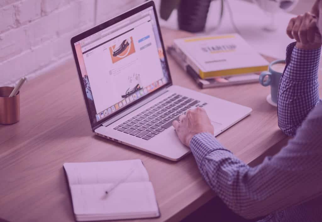la création et réussite d'un site internet grâce à un bon développement web